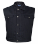 WAISTCOAT Black Denim PREMIUM Edition !