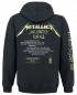 "Preview: METALLICA ""And Justice For All ..."" Hooded Sweatshirt"