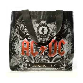 "AC/DC ""Black Ice"" Shopping Bag"