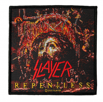 "SLAYER ""Repentless"" Patch"