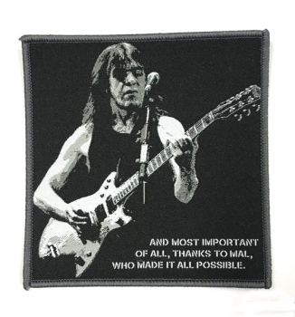 "MALCOLM YOUNG: ""In Memory"" Patch"