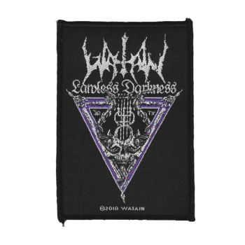 "WATAIN ""Lawless Darkness"" Patch"