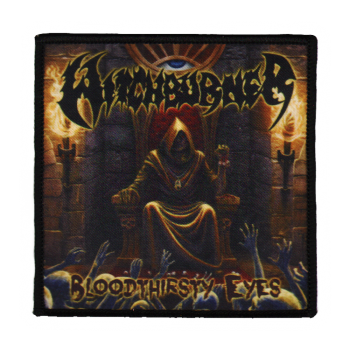"WITCHBURNER ""Bloodthirsty Eyes"" Patch"