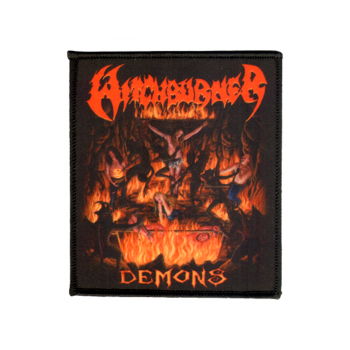 "WITCHBURNER ""Demons"" Patch"