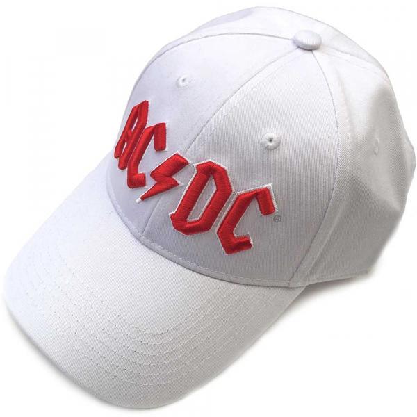 Bonnet Pour Hommes Ac Logo 3d Rouge Dc