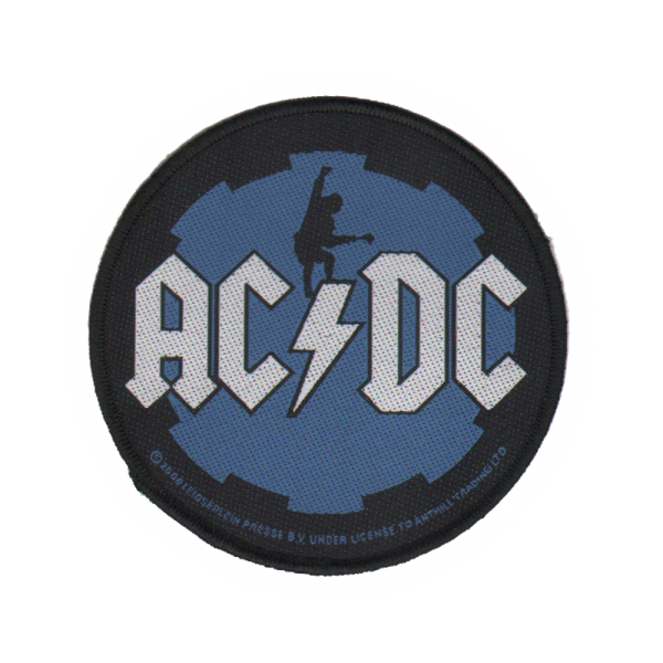 "AC/DC ""Black Ice Angus"" Patch"